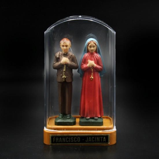 Francisco and Jacinta