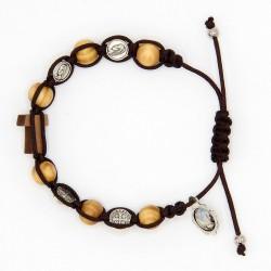 Saint Benedict Bracelet