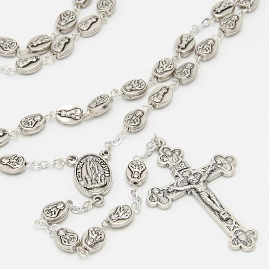 Rosaries - Metal