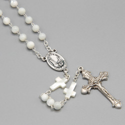 Rosaries - Mother-of-pearl